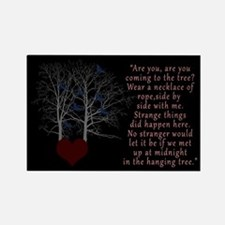Hunger Games Hanging Tree Magnets