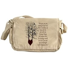 Hunger Games Hanging Tree Messenger Bag