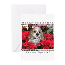 Unique Cocker spaniels Greeting Cards (Pk of 20)