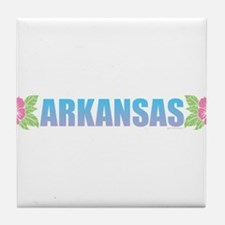 Funny Arkansas Tile Coaster