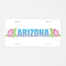 Cute Sedona az Aluminum License Plate