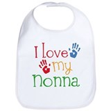 Nonna Cotton Bibs
