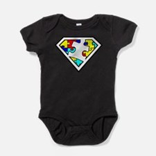 Unique Autism Baby Bodysuit