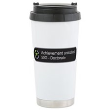 Funny Unlock Travel Mug