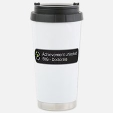 Cute Doctorate graduation Travel Mug