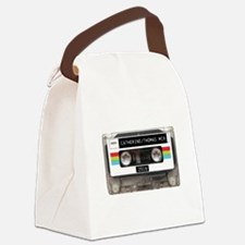Mixtape CUSTOM label and year Canvas Lunch Bag