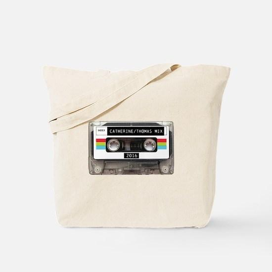 Mixtape CUSTOM label and year Tote Bag