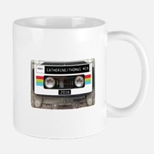 Mixtape CUSTOM label and year Mugs
