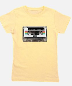 Mixtape CUSTOM label and year Girl's Tee