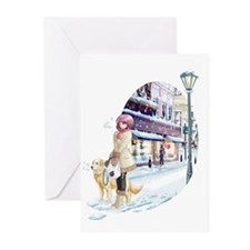 Unique Girl Greeting Cards (Pk of 10)