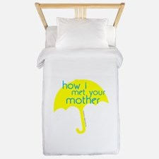 How I Met Your Mother Twin Duvet