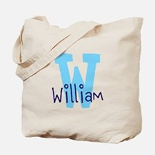 Monogram and Initial Tote Bag