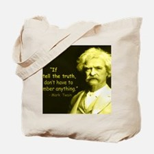 Cute True wisdom Tote Bag