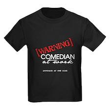 Warning: Comedian T