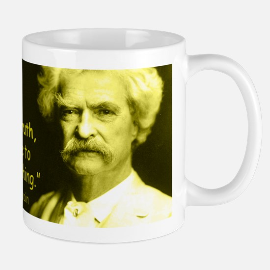 Mark Twain Tell the Truth Mugs