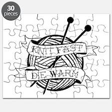Unique Knit Puzzle
