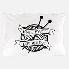 Cute Knit Pillow Case