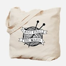 Cute Warm Tote Bag