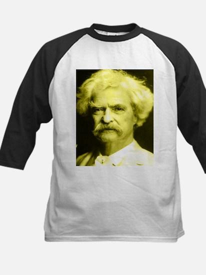 Mark Twain Tell the Truth Baseball Jersey