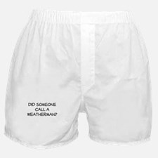 Weatherman Boxer Shorts