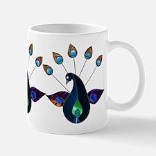 Smoky Peacock Mug
