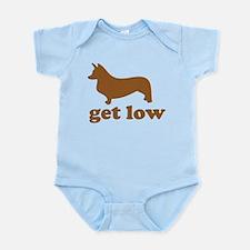 Welsh corgi Infant Bodysuit