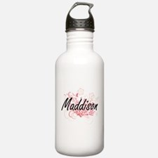 Maddison Artistic Name Water Bottle