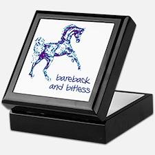 Bareback Keepsake Box