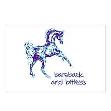 Bareback Postcards (Package of 8)