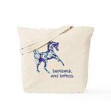 Bareback Tote Bag