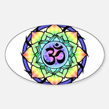 aum-rainbow Decal
