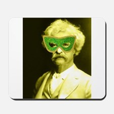 Vintage Masquerade Mousepad