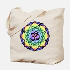 aum-rainbow.png Tote Bag
