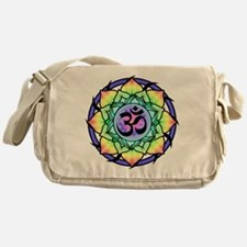 aum-rainbow.png Messenger Bag