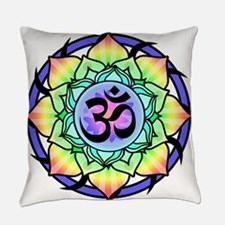 aum-rainbow.png Everyday Pillow