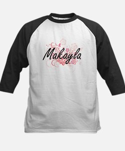 Makayla Artistic Name Design with Baseball Jersey