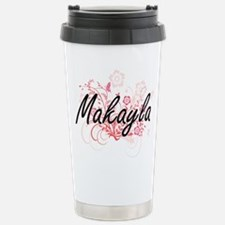 Makayla Artistic Name D Travel Mug