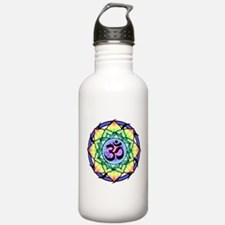 aum-rainbow.png Water Bottle