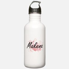 Makena Artistic Name D Sports Water Bottle