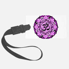 aum-purple.png Luggage Tag