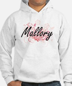 Mallory Artistic Name Design wit Hoodie