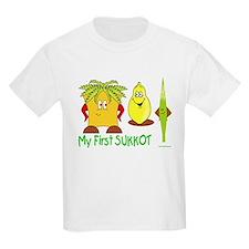 My First Sukkot T-Shirt