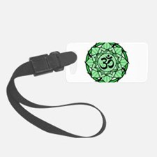 aum-green.png Luggage Tag