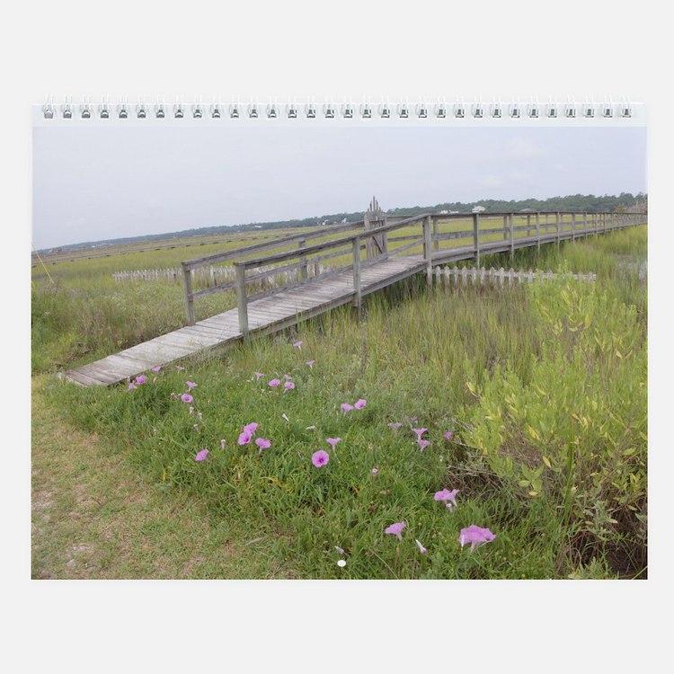 New For 2016 Pawleys Island Wall Calendar