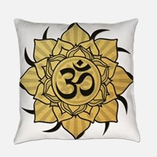 aum-gold.png Everyday Pillow
