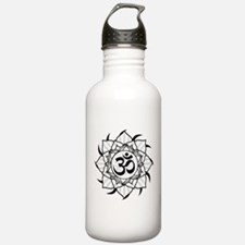 aum-grey.png Water Bottle