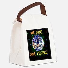 Unique Coexist Canvas Lunch Bag