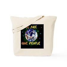 Unique Coexistence Tote Bag