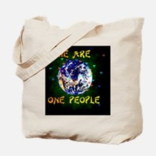 Cute One people Tote Bag