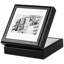 NY Broadway Times Square - Keepsake Box